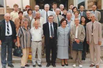 BSMA - National Congress of Sports Medicine, Shumen, 2001