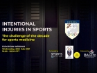 Webinar - 28th July 2021 - Intentional injuries in sports: The challenge of the decade for sports medicine